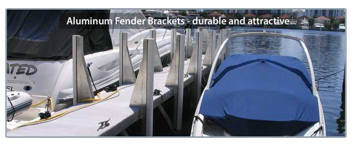 fender brackets to protect your boat