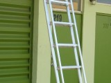 Custom Dock Access Ladder