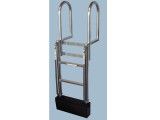 3 step FloatStep® Dock Ladder