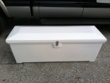 Dock Storage Box with Raised Lid