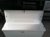 Fiberglass Dock Box