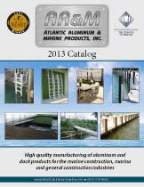 Atlantic Aluminum and Marine Products Publishes New Catalog