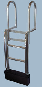 why - the durable, safe, cost effective floatstep ladder