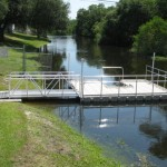 Custom Aluminum Gangway and Dock Railings for Pinellas Park, FL