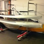 We Fabricate a Custom Combination SUP Board and Kayak Storage Rack