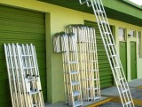 Aluminum Ladder Manufacturing by Atlantic Aluminum & Marine Products