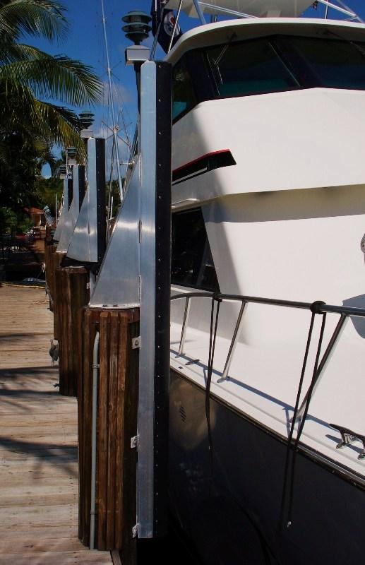 Defend Her Dock Fenders Atlantic Aluminum Marine