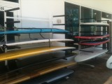 Custom Mobile SUP Board Racks
