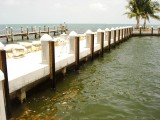 Dock Fenders - Defend-HER brand, in the Florida Keys