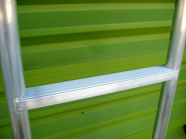 Fixed Aluminum Dock Ladders Atlantic Aluminum Marine