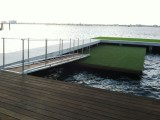 Floating Dock in Palm Beach, Florida