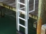 FloatStep Dock Ladders at Key West, Florida