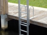 7 Step Aluminum Lift Ladder