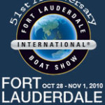 FloatStep® Dock Ladders at Fort Lauderdale International Boat Show!