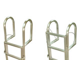 Pull Up, Retractable or Lift Dock Ladders