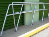 Aluminum Stair & Platform Railings