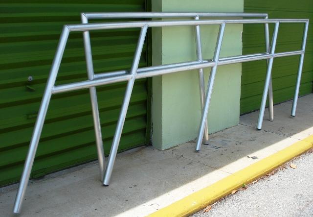 Aluminum Railings Atlantic Aluminum Marine