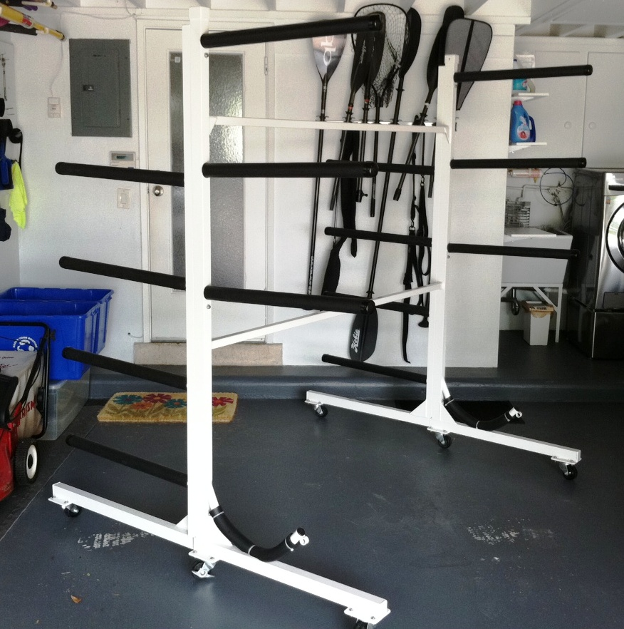 Stand Up Paddle Sup Board Racks