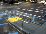 Handicap Ramp Railings
