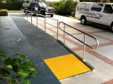 Handicap & Walkway Railings for WPB Hotel