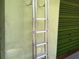 6 Step Wide Step Finger Pier Ladder