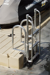 picture of floatstep ladder