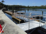 aluminum docks and gangways