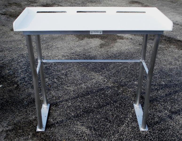 Fish Cleaning Tables Tuna Tables Atlantic Aluminum Marine