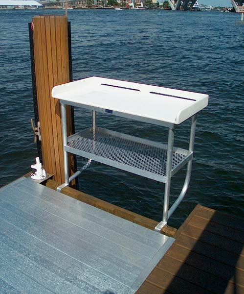 Aluminum Seawall Stairs Steel And Aluminum Stairs For