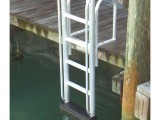 5 Step FloatStep dock ladder key west fl